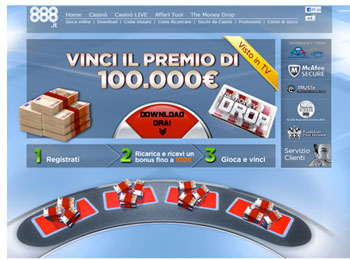 the money drop gioco ufficiale
